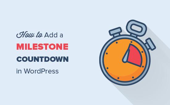 Как добавить виджет таймера обратного отсчета в WordPress (3 способа)