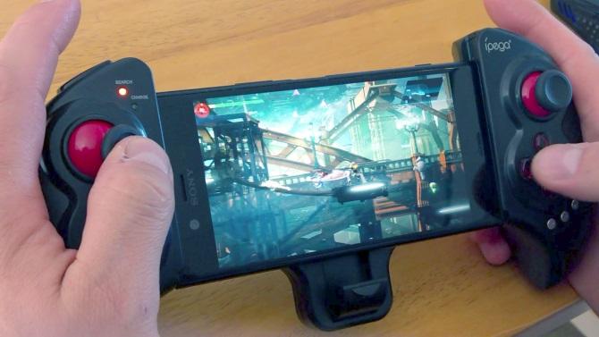 Как подключить игровые контроллеры к устройствам Android