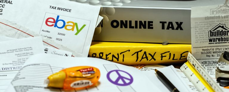 Как оплатить налоги с продаж на eBay и Craigslist