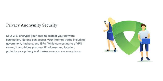 UFO VPN: простой в использовании сервис VPN для Android, iOS, Mac и Windows
