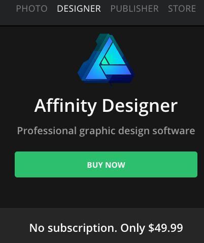 Почему Affinity Designer — лучшая альтернатива Adobe Illustrator