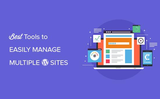 Как легко управлять несколькими сайтами WordPress с одной панели инструментов (7 инструментов)