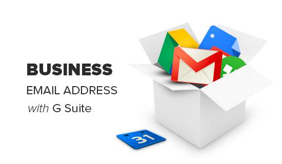 Как настроить профессиональный адрес электронной почты с помощью Gmail и G Suite