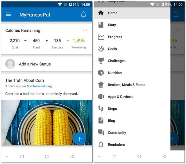 15 лучших приложений для подсчета калорий — Android и iPhone