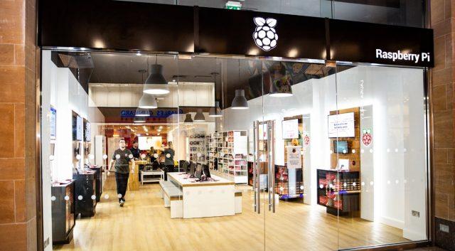 Raspberry Pi открывает свой первый официальный розничный магазин