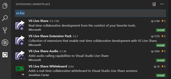 Как программировать совместно, используя Live Share кода Visual Studio