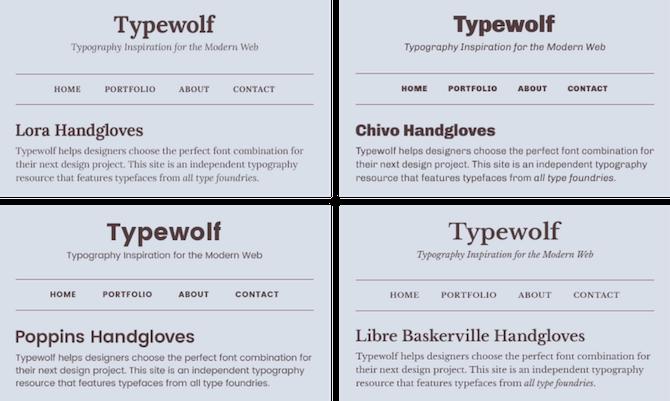 10 лучших бесплатных наборов шрифтов для графических дизайнеров