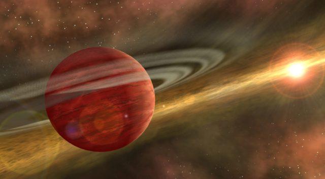 Проходящие звезды, возможно, сохранили далекий инопланетный мир, привязанный к его солнцу