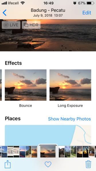 3 способа сделать снимки с большой выдержкой с помощью iPhone