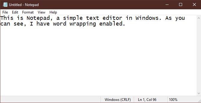 В чем разница между текстовыми редакторами?