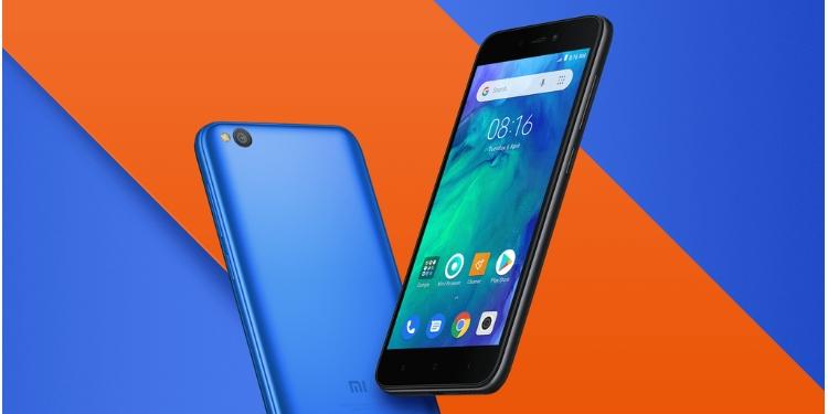 Xiaomi запускает Redmi Go в Индии по цене всего 4,499 рупий