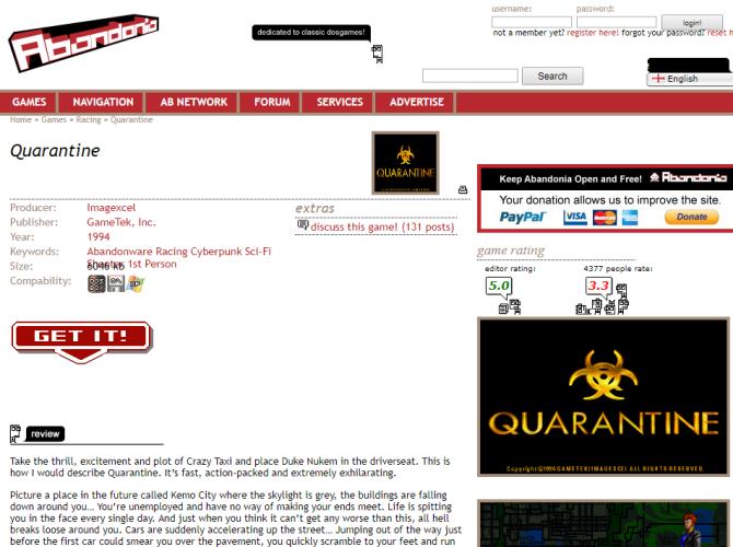 5 сайтов, где вы можете скачать старые игры для ПК бесплатно