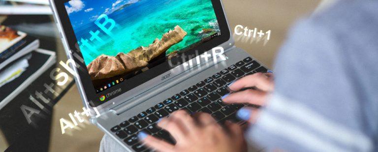 Каждое сочетание клавиш Chromebook, которое вам когда-либо понадобится