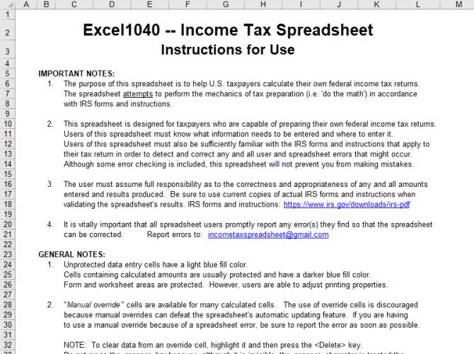 Превратите Microsoft Excel в налоговый калькулятор с этими шаблонами