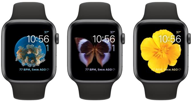 8 пользовательских циферблатов Apple Watch с великолепными визуальными эффектами