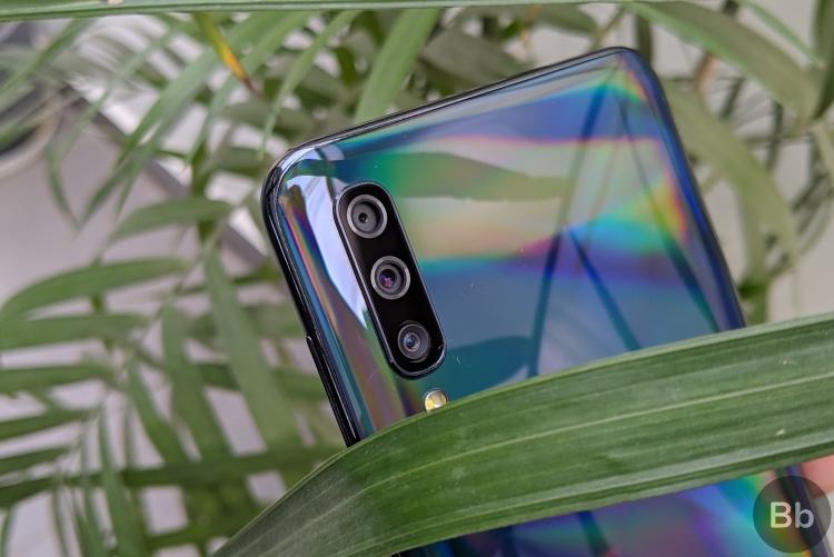 Обзор Samsung Galaxy A50: премиум среднего класса