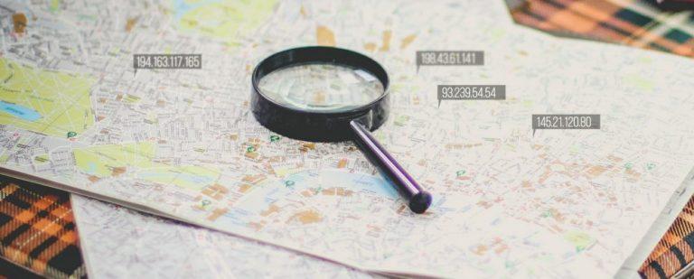 Что такое IP-адрес и может ли он показать, где вы живете?