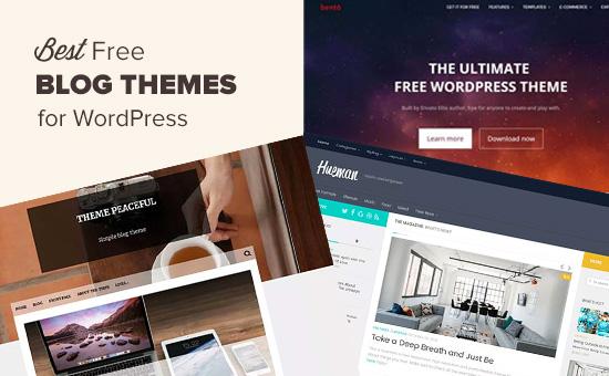 61 лучших бесплатных тем для WordPress на 2019 год