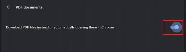 Как отключить Chrome PDF Viewer (Руководство)