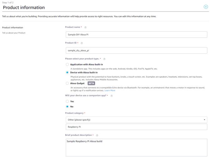 Создайте свой собственный умный динамик Amazon Alexa с Raspberry Pi