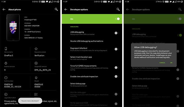 Как отразить Android на ПК или Mac