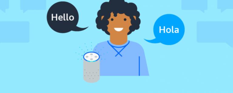 Amazon Alexa скоро сможет говорить по-испански