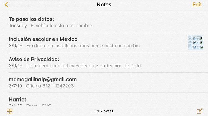 7 лучших приложений для заметок для iPad и iPad Pro