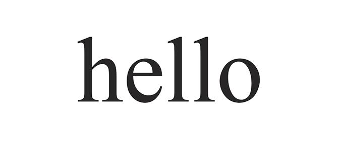 10 лучших шрифтов Photoshop для использования в Creative Cloud