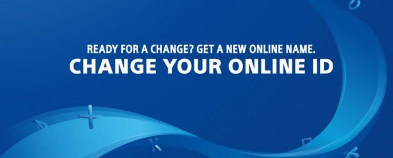 Теперь вы можете изменить свое имя PSN