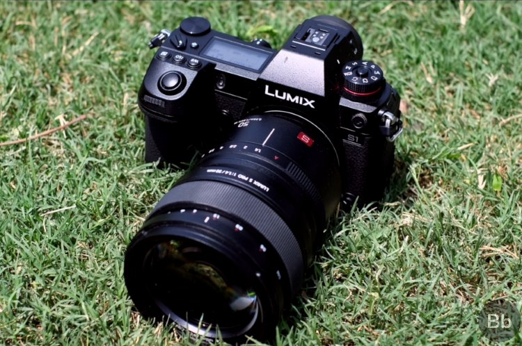 Panasonic Lumix S1 Первые впечатления: полный кадр Боже!