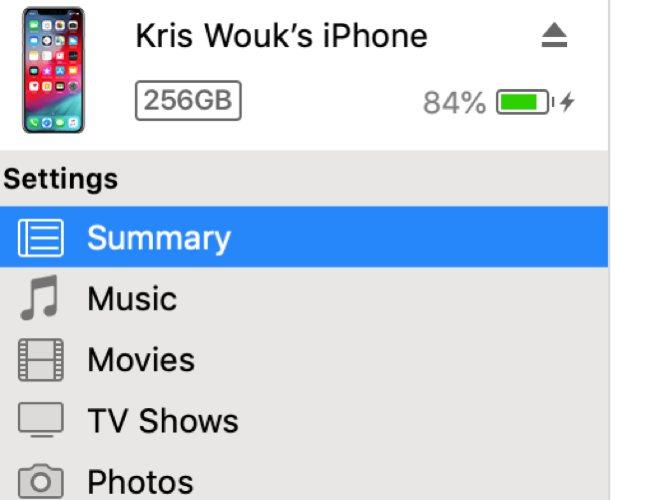 Как восстановить удаленные текстовые сообщения на вашем iPhone