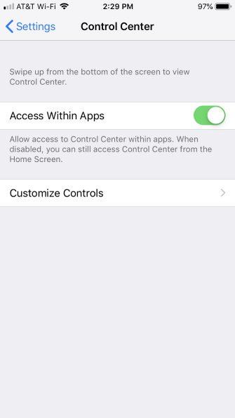 Как записать ваш экран iPhone