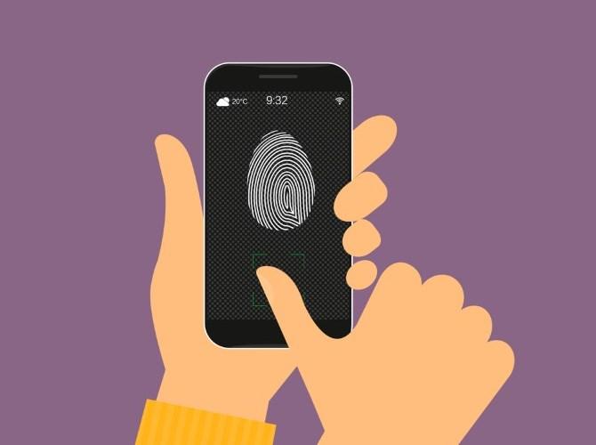 Вы должны использовать отпечаток пальца или PIN-код для блокировки телефона?