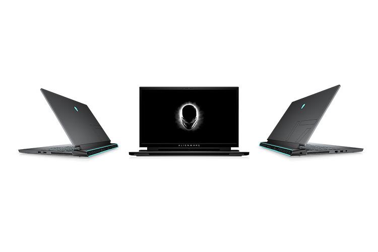 Alienware запускает игровые ноутбуки m15 и m17 на Computex 2019