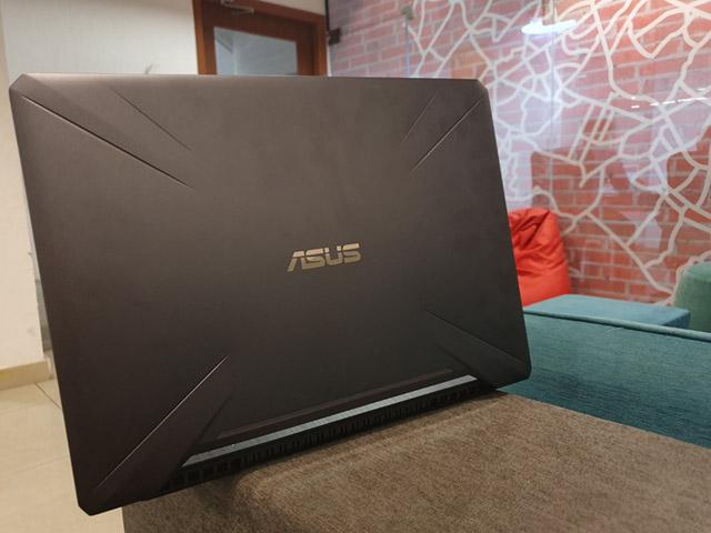 Обзор Asus TUF Gaming FX505 DT: довольно солидный игровой ноутбук по доступной цене