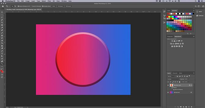 Как создать собственную цветовую палитру в Adobe Photoshop
