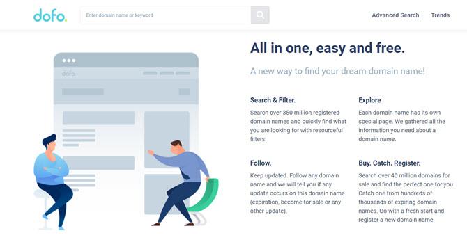 10 эффективных инструментов поиска доменных имен и поиска доменов