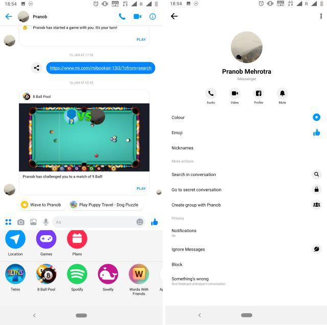 iMessage для Android: 5 альтернативных приложений для обмена сообщениями (2019)