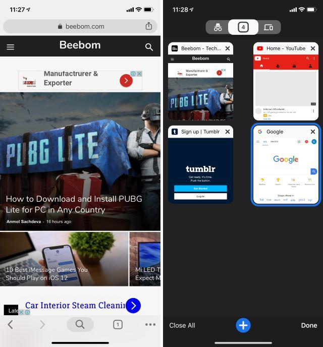 15 лучших браузеров для iPhone