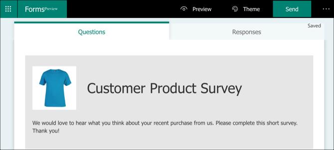 Как использовать Microsoft Forms для создания профессиональных опросов