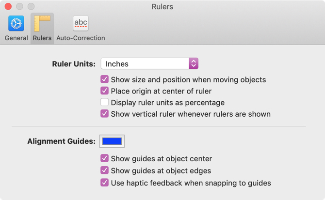 Как создать простую блок-схему в Pages на Mac