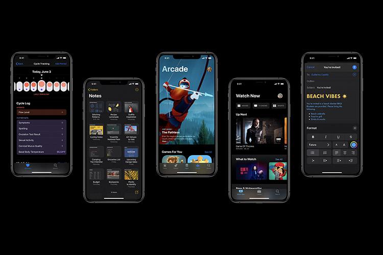 Доступна бета-версия iOS 13