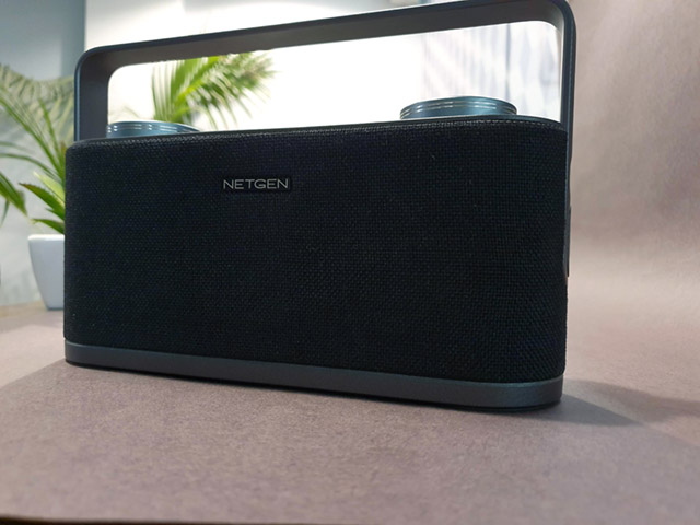 Обзор Netgen Morgen: красивый, великолепно звучащий Bluetooth-динамик