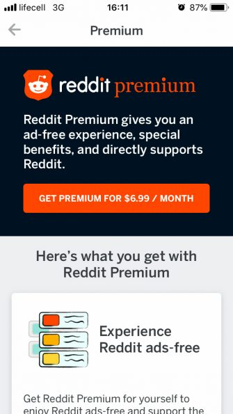Что такое Reddit Premium и как он работает?