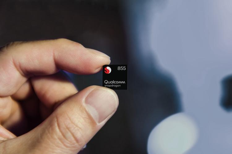 Snapdragon 855 получает сертификат эквивалентной безопасности для смарт-карт