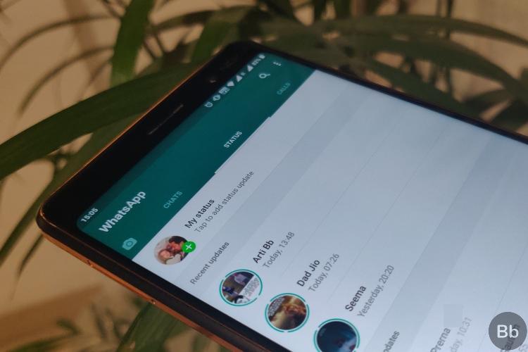 WhatsApp скоро сделает возможным скрытие обновлений статуса