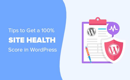 12 советов, как получить 100% баллов по проверке работоспособности сайта WordPress (легко)