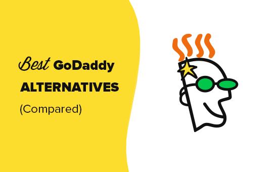 7 лучших альтернатив GoDaddy в 2019 году (дешевле и надежнее)