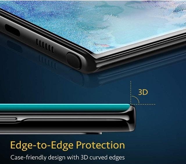 10 лучших защитных пленок для Samsung Galaxy Note 10 Plus (2019)