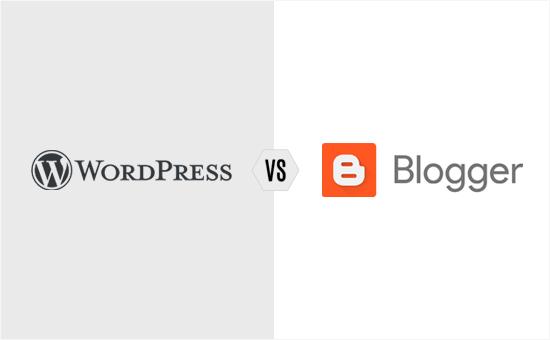WordPress против Blogger. Какой из них лучше? (Плюсы и минусы)